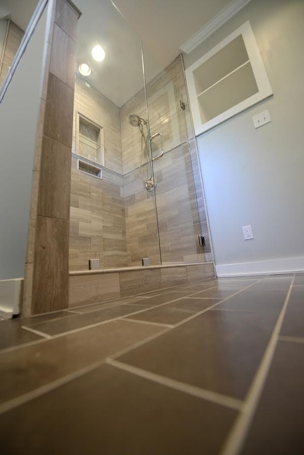 Tile style part ii how to choose the best bathroom tile for How to choose floor tile