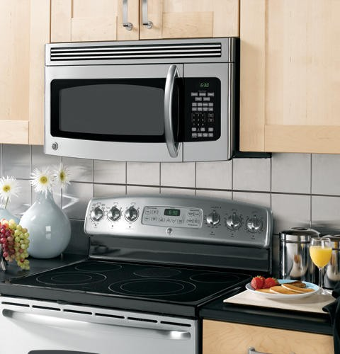 Remodeling Kitchen Microwave Over Oven
